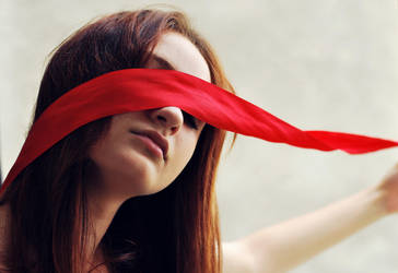 Blindfold by soulshivers