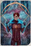 Warframe: Operator by R-Aters