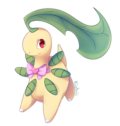 Bayleef by Kiichiii