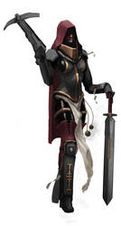 Ordo Hereticus Inquisitor by SirHanselot