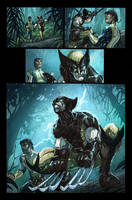 Wolverine: Carni-Brawl 2 by faroldjo