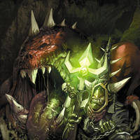 warhammer shaman goblin by faroldjo