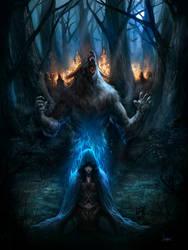 Anathema Cover by faroldjo