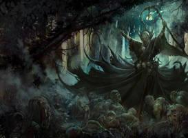 Blighted Empire Warhammer by faroldjo
