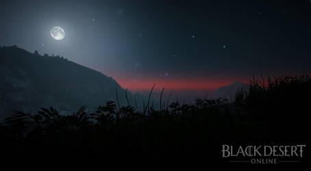 [Black Desert] Moon by MyuRhee