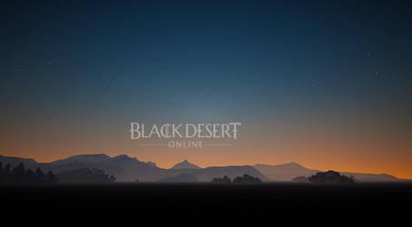 [Black Desert] Dawn by MyuRhee