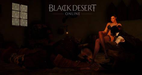 [Black Desert] Mistress Tali by MyuRhee