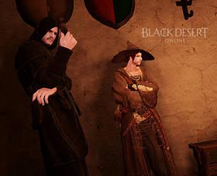 [Black Desert] Scum by MyuRhee