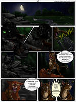 Warriors Intro Comic - Page 1 by Idess