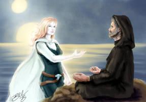 Mara Jade - The Last Jedi by Xaliryn
