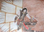 Ezio Auditore vs Prince of Persia! by BoogieChan98