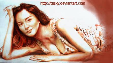 Marian Rivera by tazky