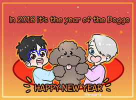 Happy Chinese New Year !!!! by NitroxArts