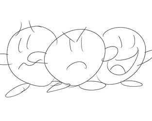Three Kirbs by ndo64