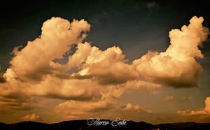Rembrandt Sky by pendrym