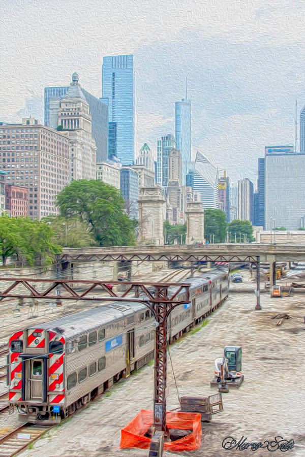 Urban Portrait by pendrym
