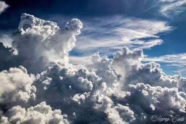 The Cloud Kingdom by pendrym