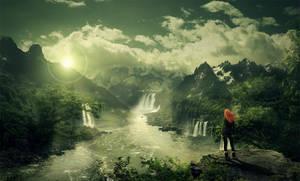 A Brave New World by BenjaminHaley
