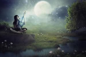 Under The Moonlight by BenjaminHaley