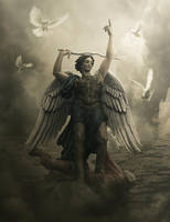 Archangel by BenjaminHaley