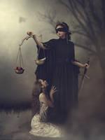 Blind Justice by BenjaminHaley