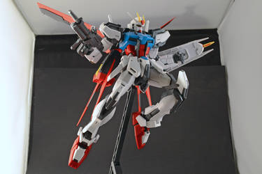 Gundam Aile Strike 02 by BenjaminHaley