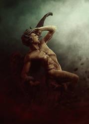 Fallen Angel by BenjaminHaley
