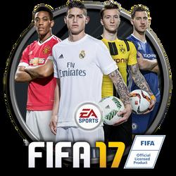 FIFA 17 Stars by Mocmn