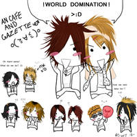 World Domination Colored by Angel-Vanity