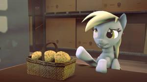 Muffin? (SFM) by Hexedecimal