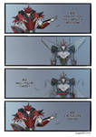 Duh, Captain Obvious by zyuna