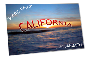 Sunny California by thzinc