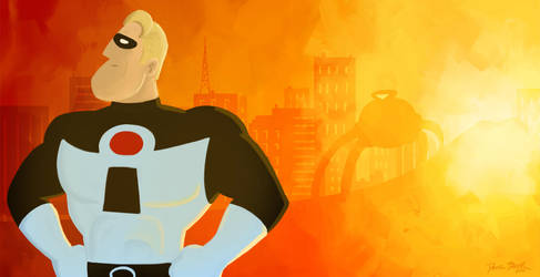 Mister Incredible by SimpleCap