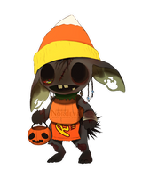 Halloween Adoptable - OPEN by Nordeva