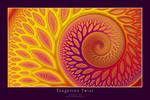 Tangerine Twist by WiseWanderer