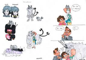 Corrupted Howlite part 2 by HikumiRin