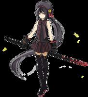 Sword Girl Render by Luxio56Lavi