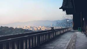 Kiyomizu-dera Temple by kskb