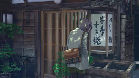 Ishibashi by kskb
