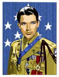 Audie Murphy - MOH Background by Chapter37