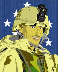 SFC Paul R. Smith by Chapter37