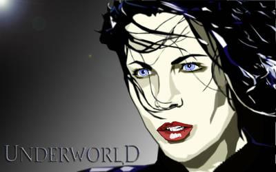 Selene - Underworld by Chapter37