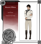 Vanaheim Academy   Mannix O'Brien by Owlvis
