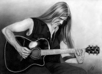 Marco Hietala - The Islander by Esteljf