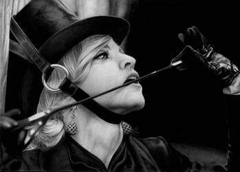 Madonna II by Esteljf