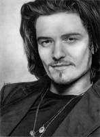 Orlando Bloom by Esteljf