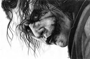 The Joker by Esteljf