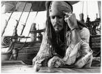 Jack Sparrow - Up is Down by Esteljf