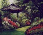 Garden by mp2015