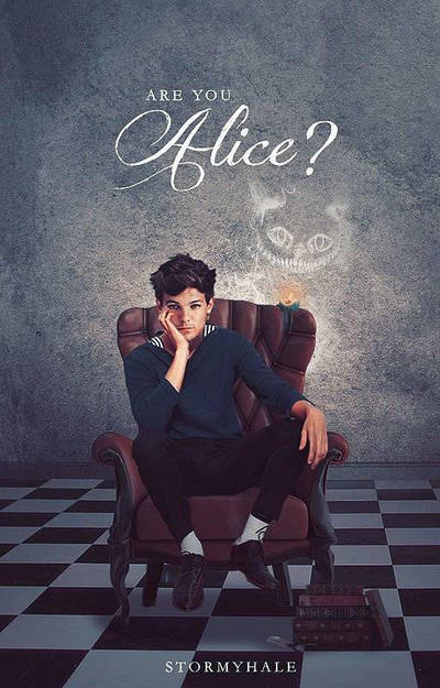 Are You Alice? - Fake Wattpad Cover by stormyhale on DeviantArt